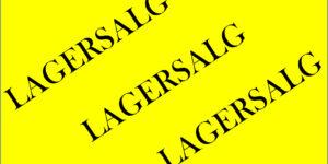 LAGERSALG